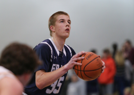 Grant Ledford, GCA Senior, hits 2000 points