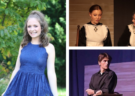 GCA Students Compete at the 2019 Marian Brown Acting Awards