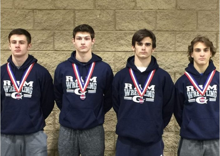 GCA Wrestling Team Has State Success!
