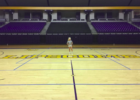 GCA Senior, Grace Dotson, to cheer at Lipscomb University