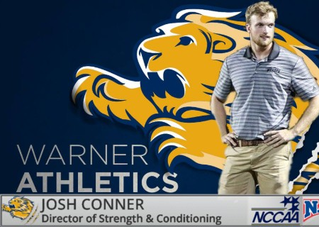 GCA Graduate Hired as Strength & Conditioning Coach for Warner Athletics