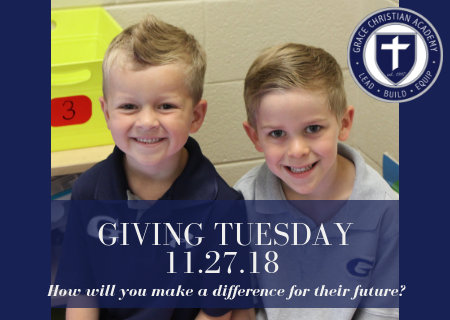#GivingTuesday 2018
