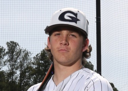 GCA Senior, Noah Gent, named to TSWA All-State Baseball Team