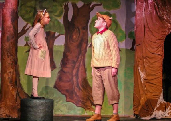 GCA Students to Perform in Winnie the Pooh